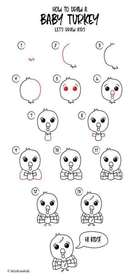 Drawing lips for beginners step by step for kids 20 Ideas ...
