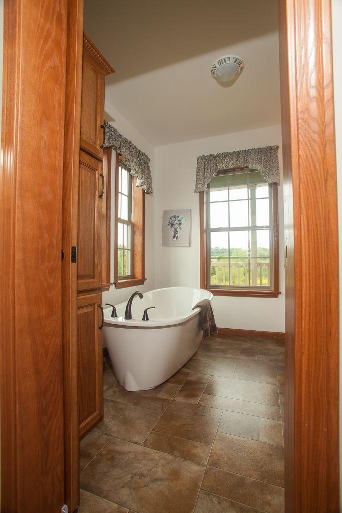 Branston HR146A - Pennwest Ranch Modular Master Bathroom! Beautiful ...