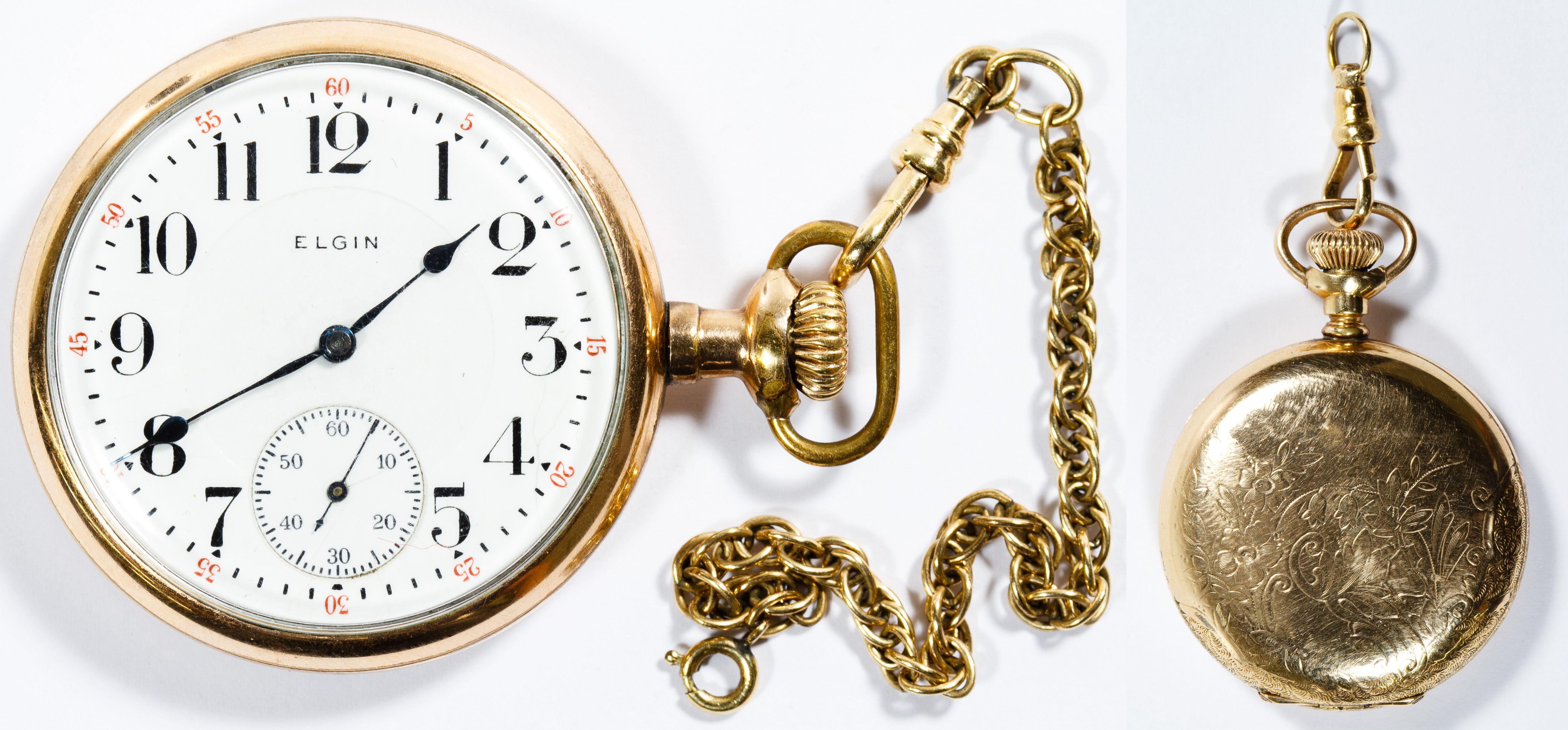 Dating Elgin Pocket Watch serienummer orthodoxe jood dating site