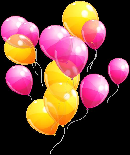 Happy New Year Yellow Balloon Art Transparent Background Png Clipart Yellow Balloons Balloon Art Balloons