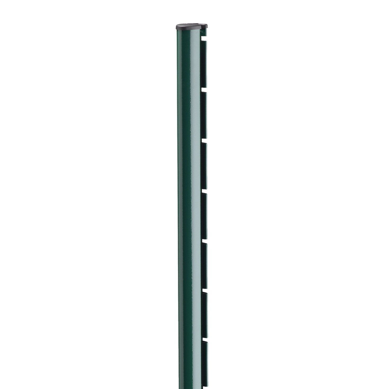 1 Poteau à Encoche Axor Vert L48 X P68 X H120 Cm En