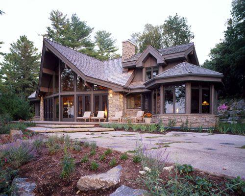 Lindal Cedar Homes worldwide manufacturer of post and beam homes – Lindal Log Home Plans