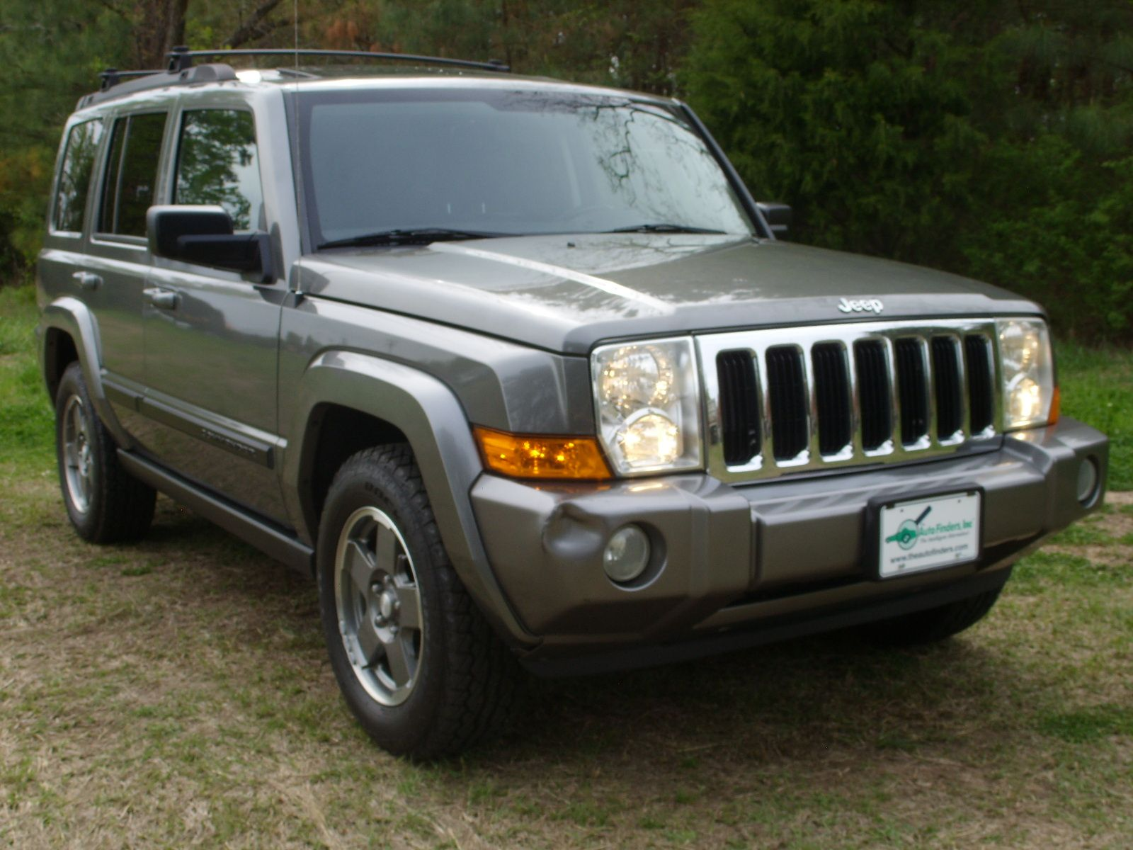 Used 2008 Jeep Commander Sport For Sale | Durham NC ...