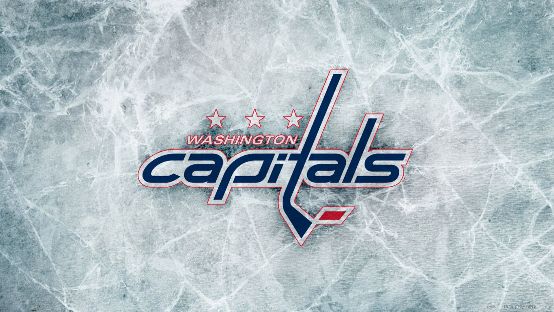 washington capitals   Washington Capitals logo for 1920x1080