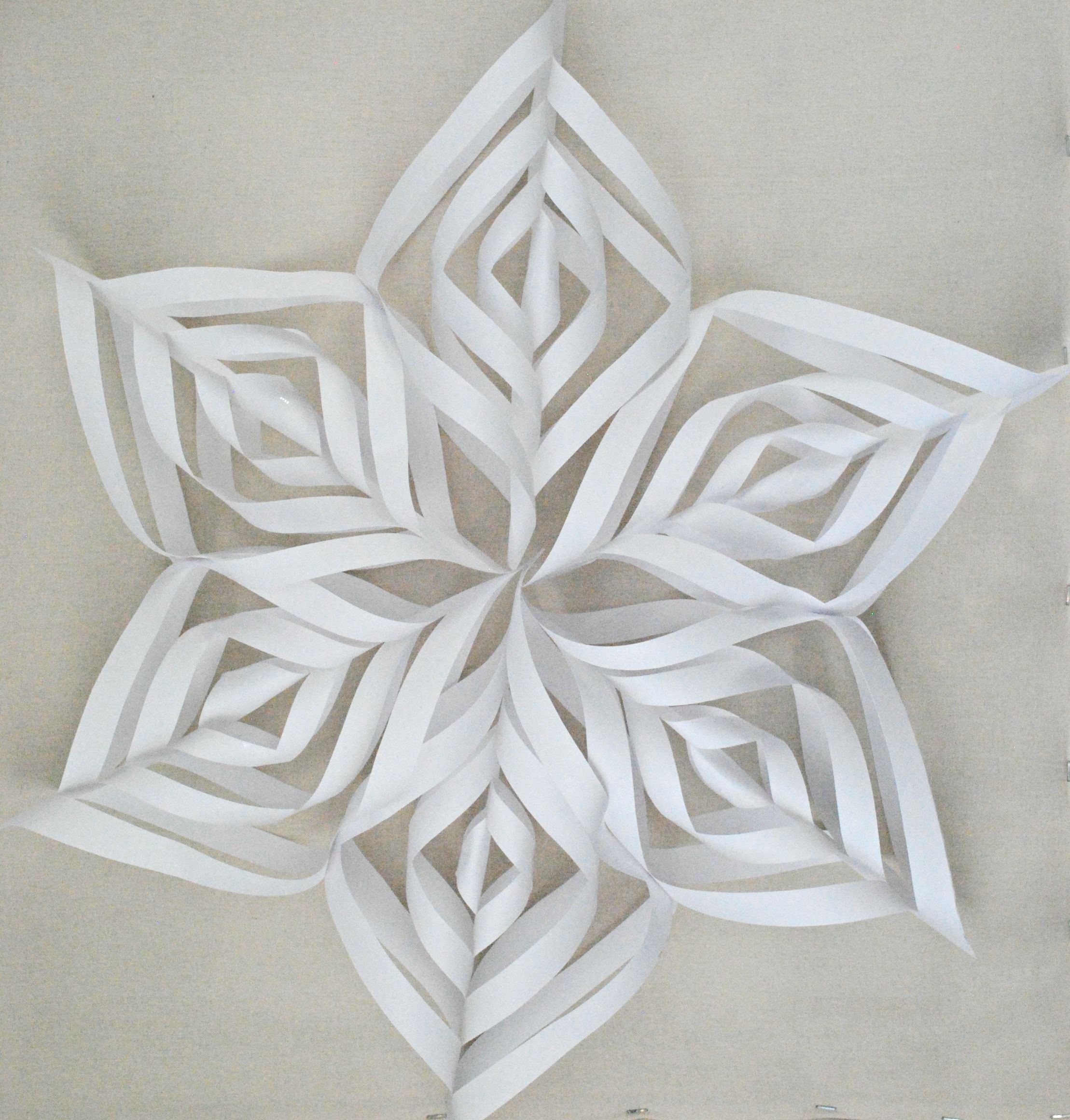 23++ What is a 3d snowflake ideas
