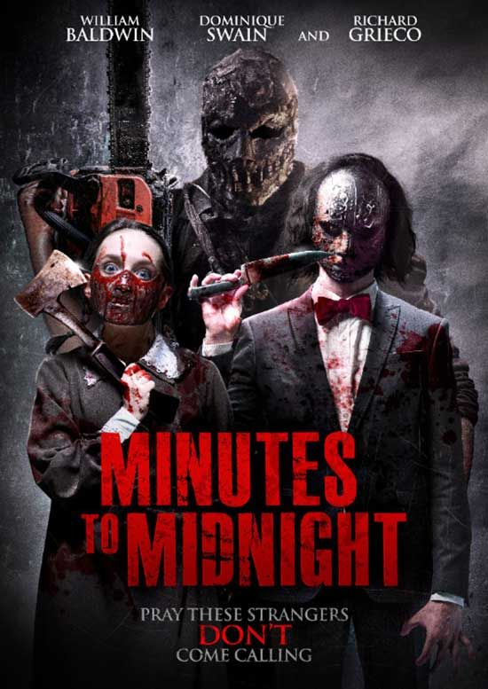 Strangers-like Creepiness in MINUTES TO MIDNIGHT - Horror News | HNN