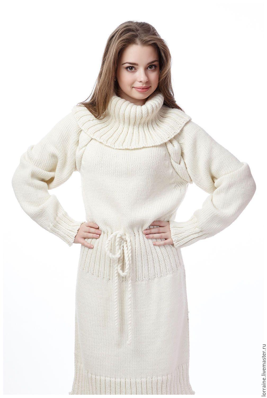 63a457bde7e Купить Вязаное платье