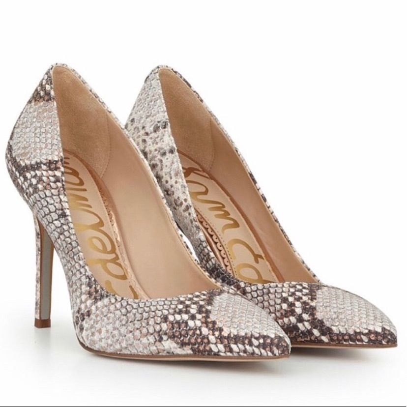 sam edelman gold shoes cheap online