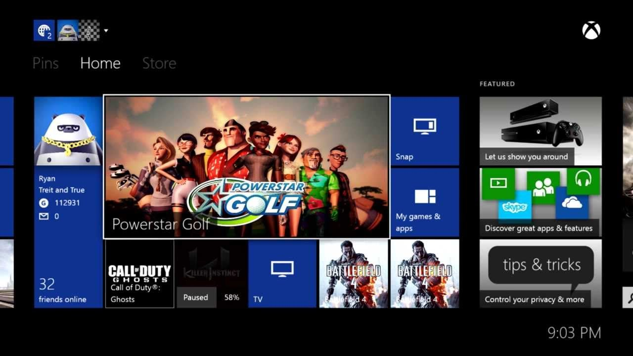 Xbox One Tips and Tricks Xbox one, Xbox, Great apps