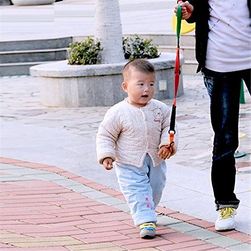 Safety Harness Leash Strap Baby Kids Toddler Walking Backpack Reins Bag DP