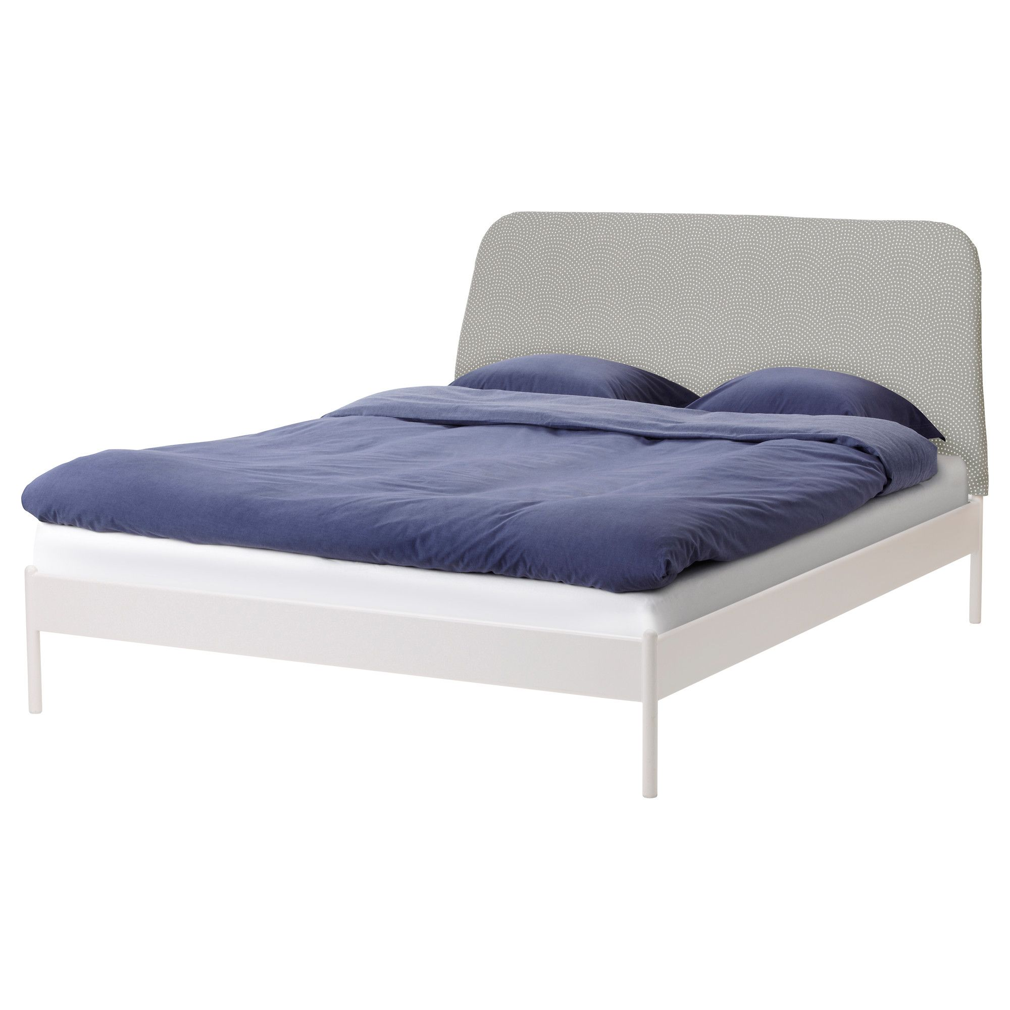 Furniture And Home Furnishings Ikea Bed Headboard Cover Bed