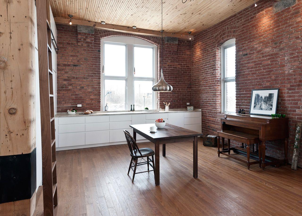 oxcroft Home, Minimalist house design, Apartment renovation