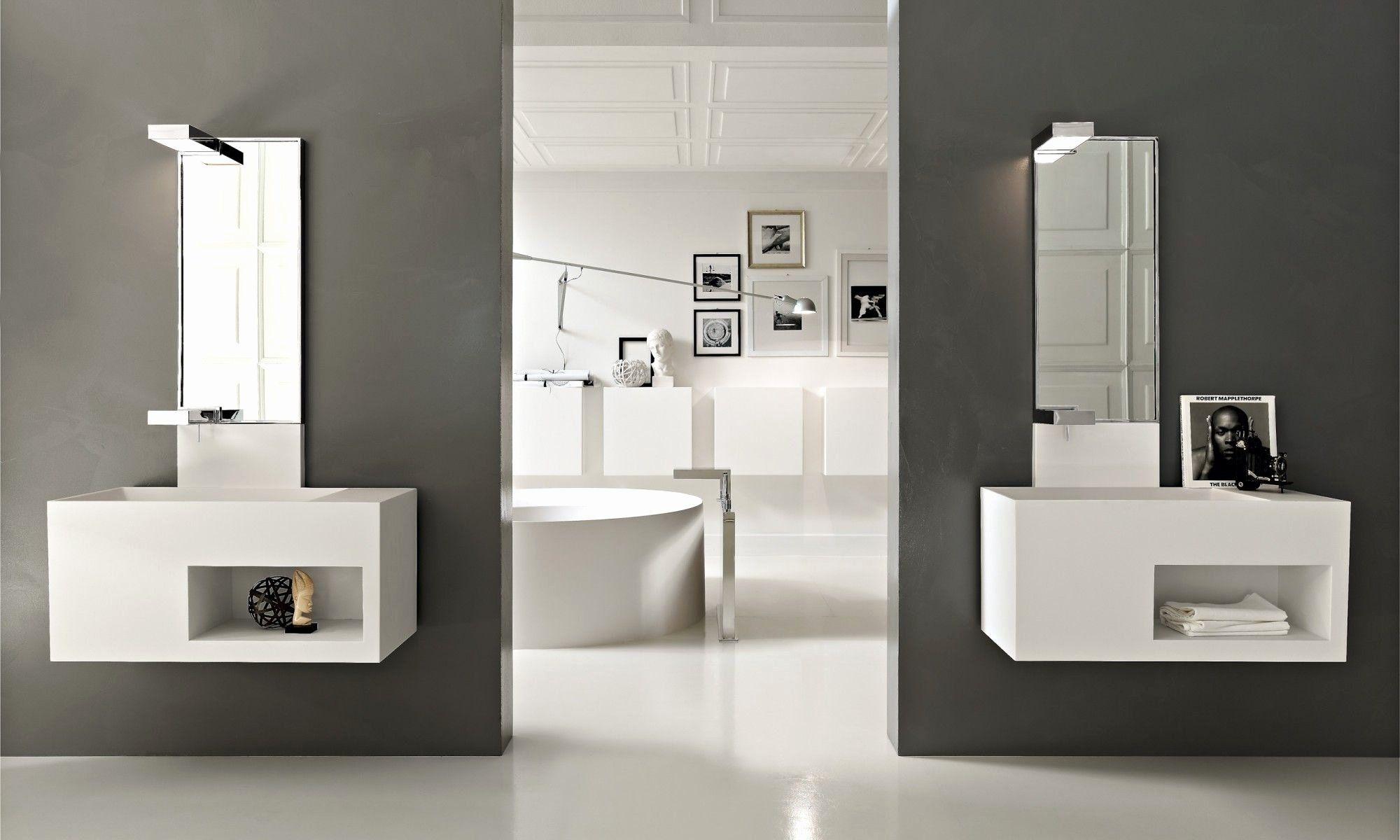 Modern Bathroom Furniture Cabinets Di 2020 Wastafel Desain Modern