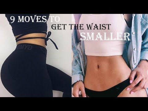 e1ea684590 how to get a smaller waist fast