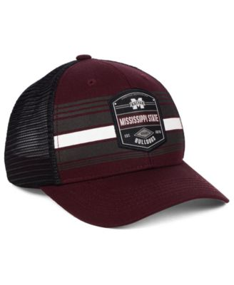 buy popular ebebc c3d13 Top of the World Mississippi State Bulldogs Branded Trucker Cap - Red  Adjustable