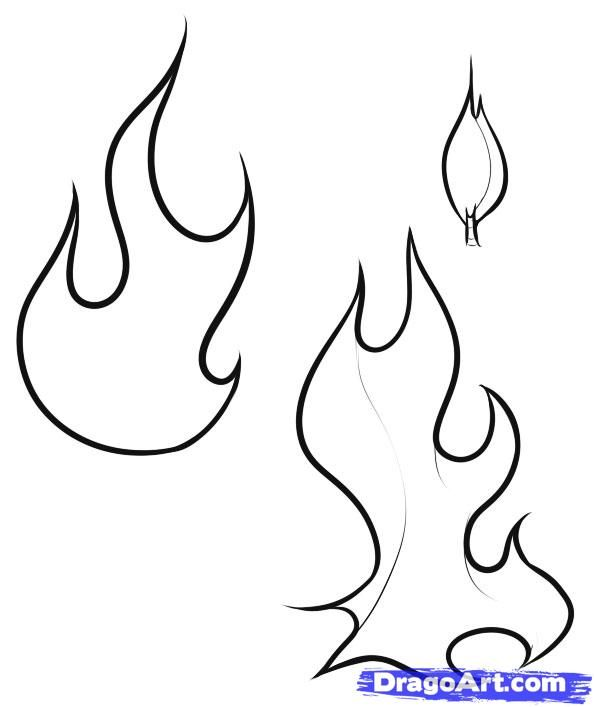 how to draw a flame step 610000000314995jpg 594707