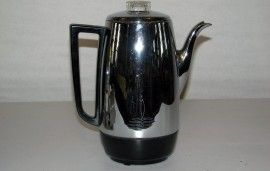 coffee percolater - I made coffee for Dad every Sunday in a percolater just like this one.