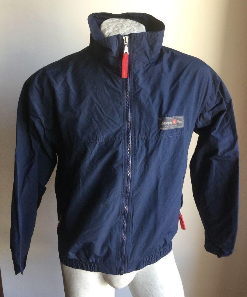 uk availability 24e11 8adb5 Murphy and Nye Men Giubbotto Imbottito Men Coat Jacket Denim ...