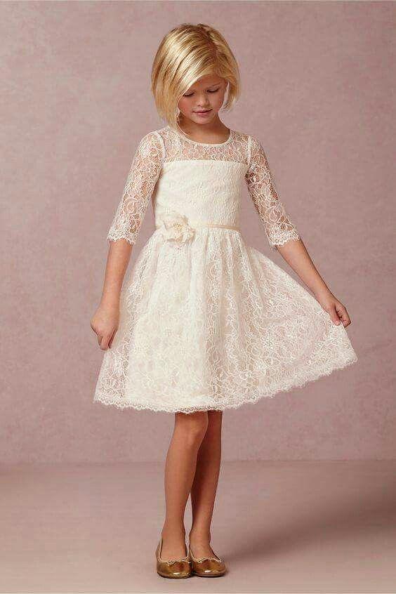 a376507ac Pin by Haseena Ahmed Koya on kids frock | Cute flower girl dresses ...
