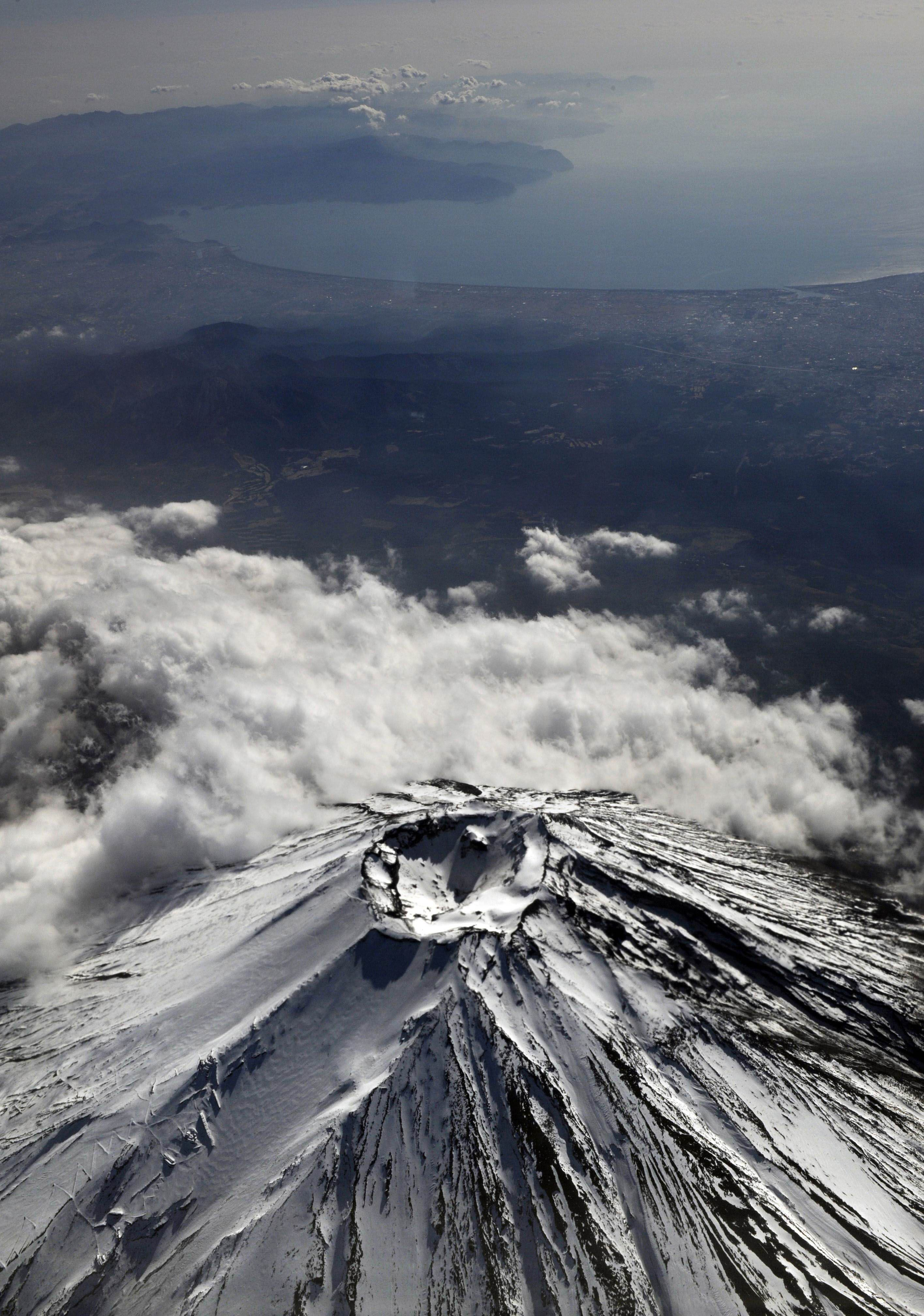 Mount Fuji on verge of World Heritage listing - The Japan Times
