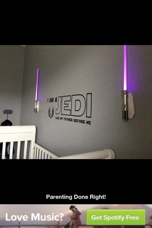 My boys room.