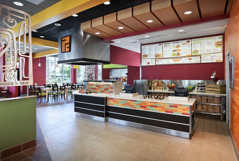 Pollo Campero In 2019 Food Stall Design Restaurant