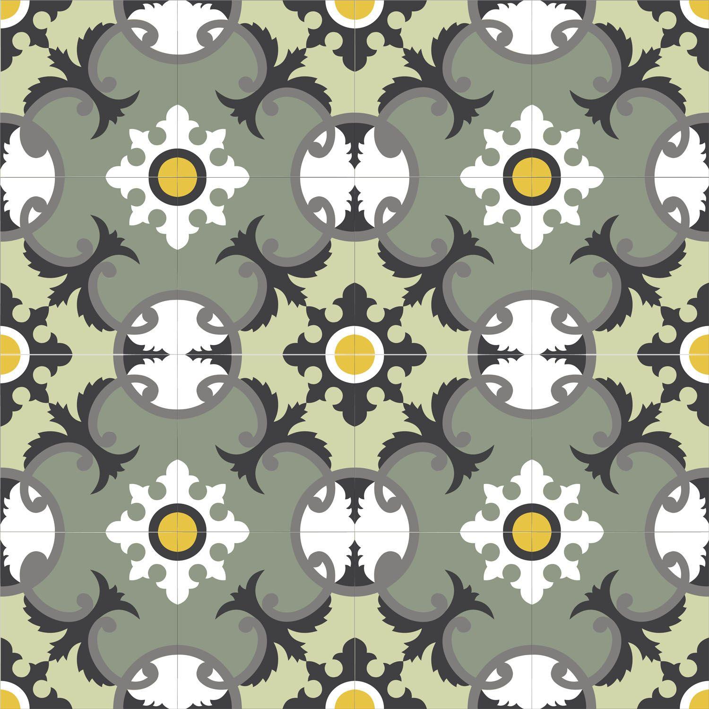 Ege seramik zemin karo modelleri pictures to pin on pinterest - Karosiman Karo Cementtile Ks 127 A