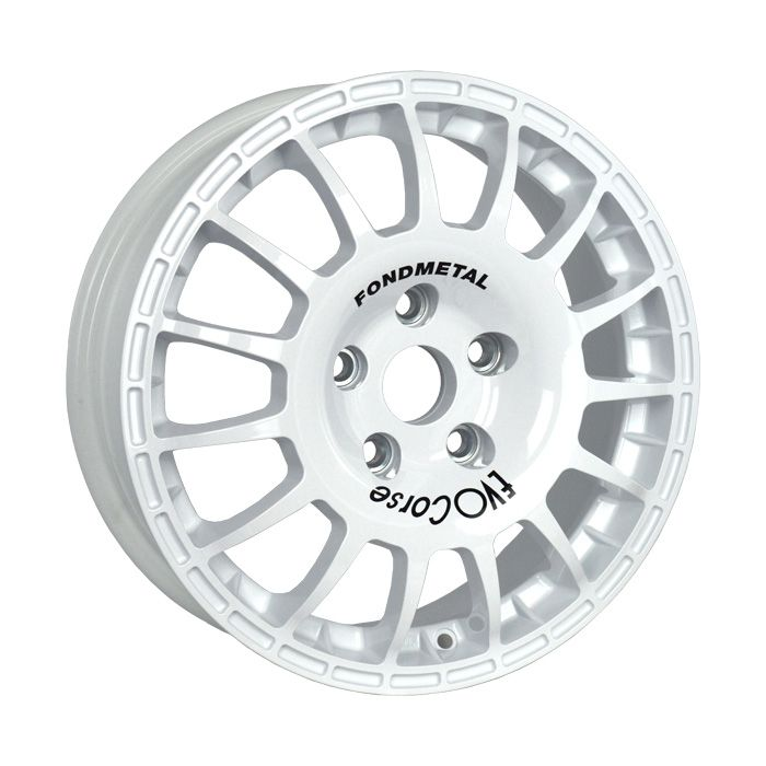 Neve 16 is the professional wheel for rallies on winter tracks. #WHEELS #EVOCORSE #MADEINITALY #SNOW