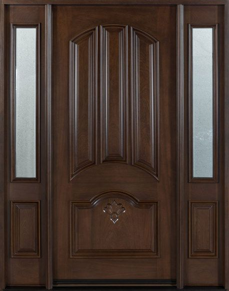 Solid Wood Single Door Design Wood Exterior Door Main Door Design Door Design