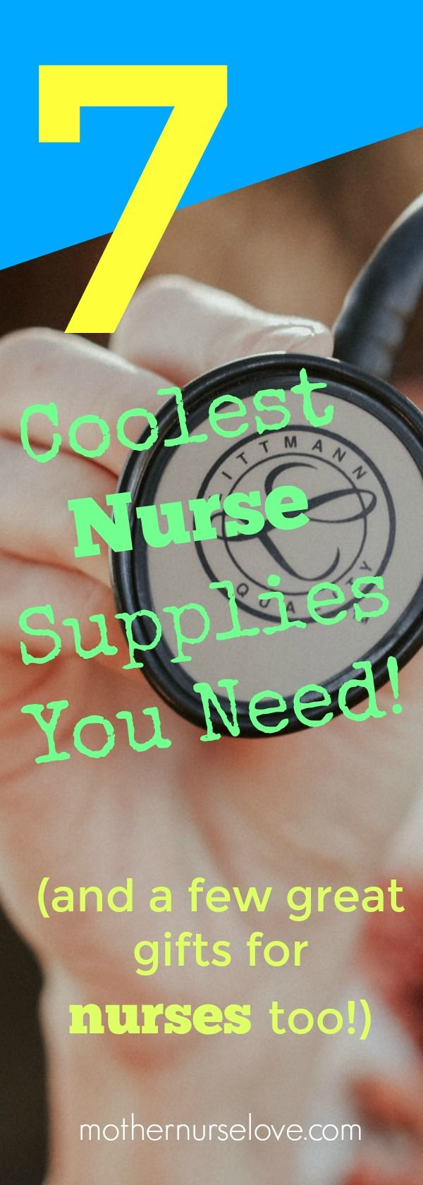 457360781c Here are the 7 coolest things your need in you nursing tool bag! And some  great gifts for nurses too! #nurse #nursegifts #nursesupplies #raptorshears  ...