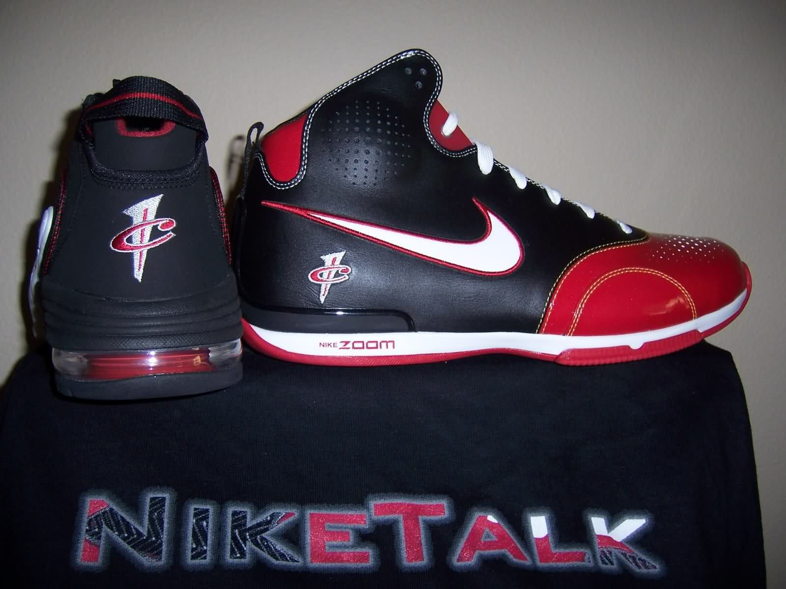 half price detailed images size 40 Nike Zoom BB1 - Penny Hardaway PE | Shoe game | Sneakers ...
