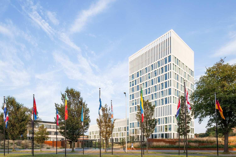 Gallery Of Eurojust Hq Mecanoo 2 Building Modern Buildings Design Solutions