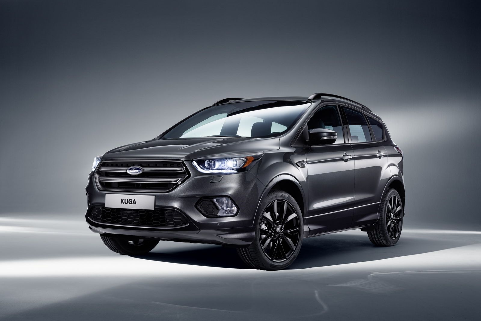 Updated 2017 Ford Kuga Suv Goes On Sale In Europe W Video Ford