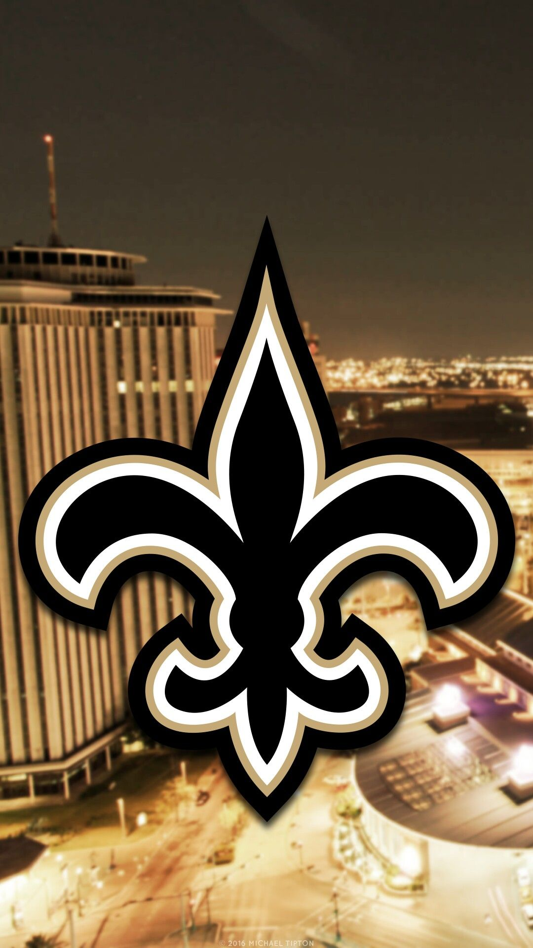 New Orleans Saints Iphone Android Wallpaper With Images New