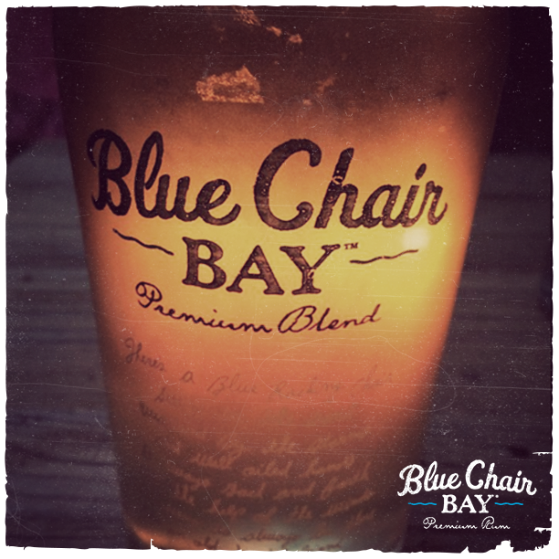 There she glows! Thanks for the shot, Kimberly D.! #RumOn   #bluechairbayrum #banana #bananasforbcb