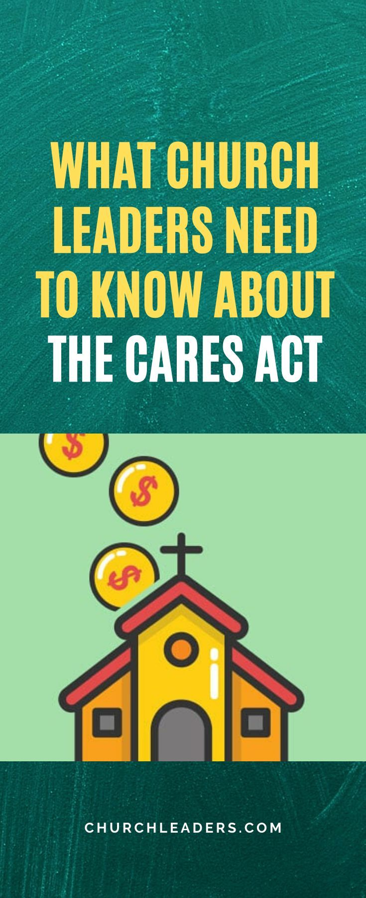 What Church Leaders Need to Know About the CARES Act in