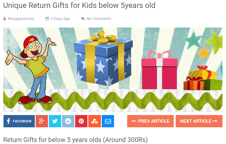 Looking For Cute And Unique Return Gifts Your Childs Birthday Here Are Best Selected The Little Guests Buy Online From Most Trusted