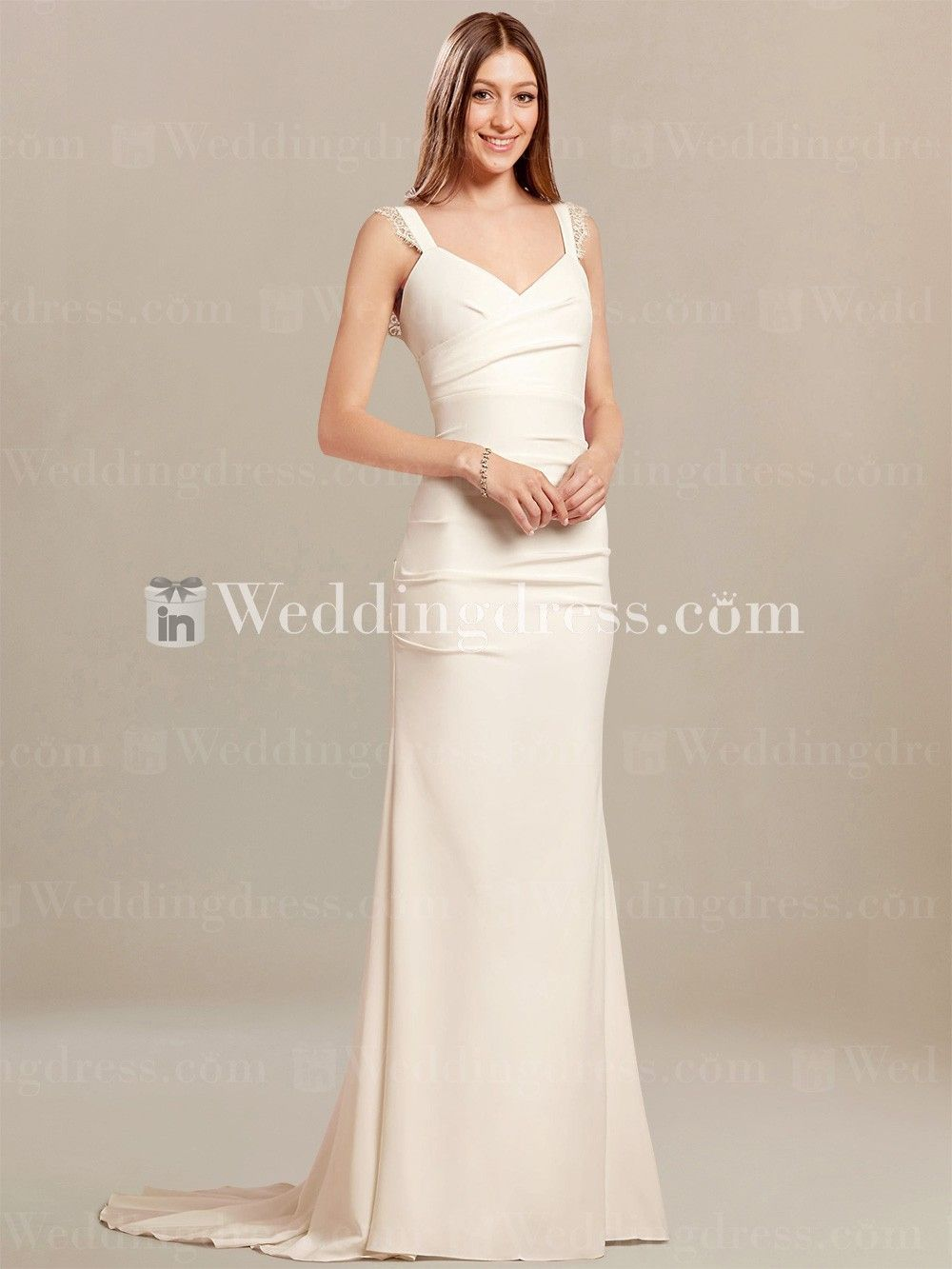 34ba34d8148ea Simple Wedding Dress Beach - Dress for Country Wedding Guest Check more at  http