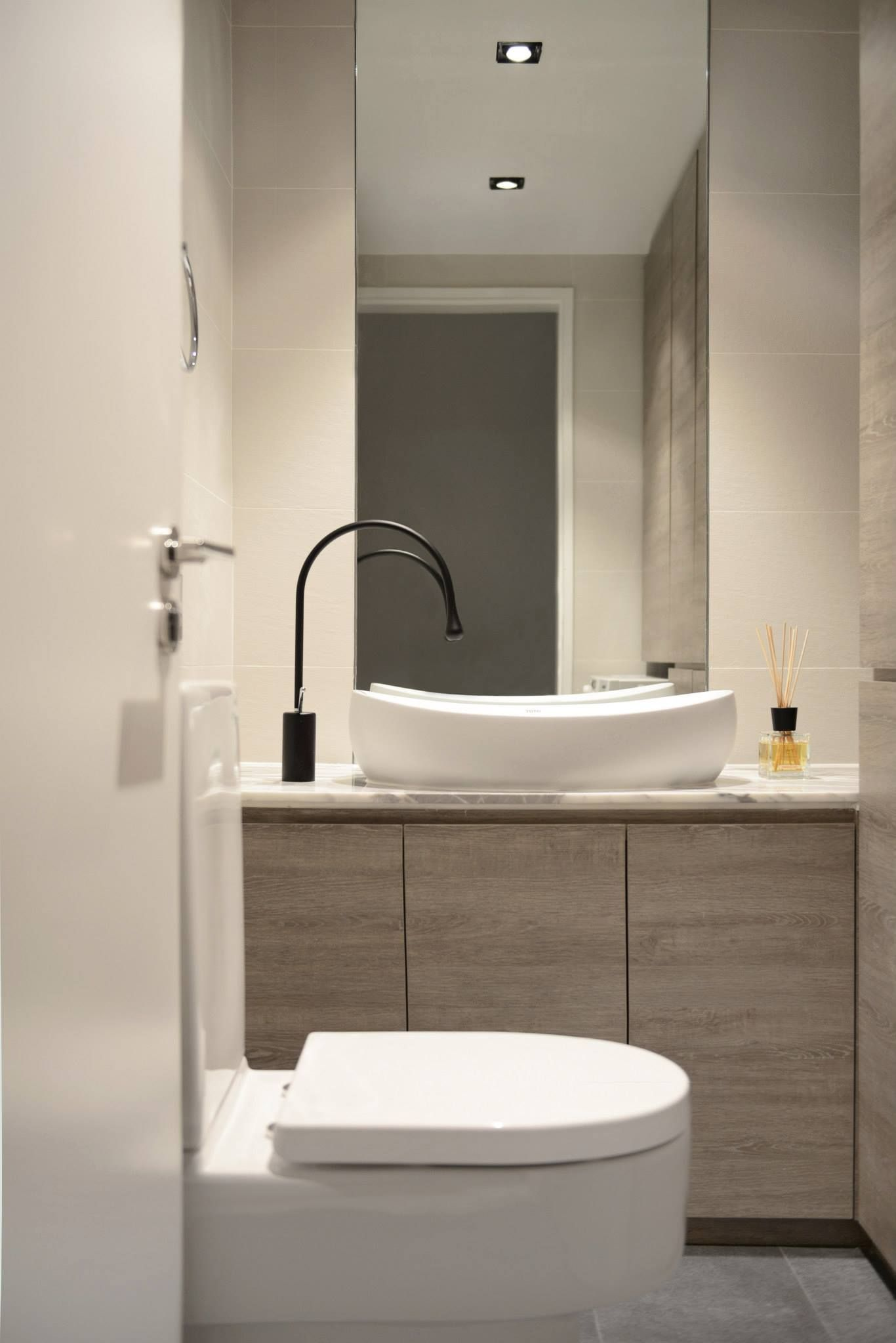 Image Result For White Washed Modern Bathroom Vanity Bathrooms  # Muebles Excell Aguascalientes