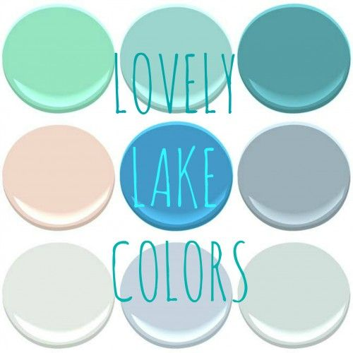 the lake colors old country houses benjamin moore blue on lake house color schemes id=14766