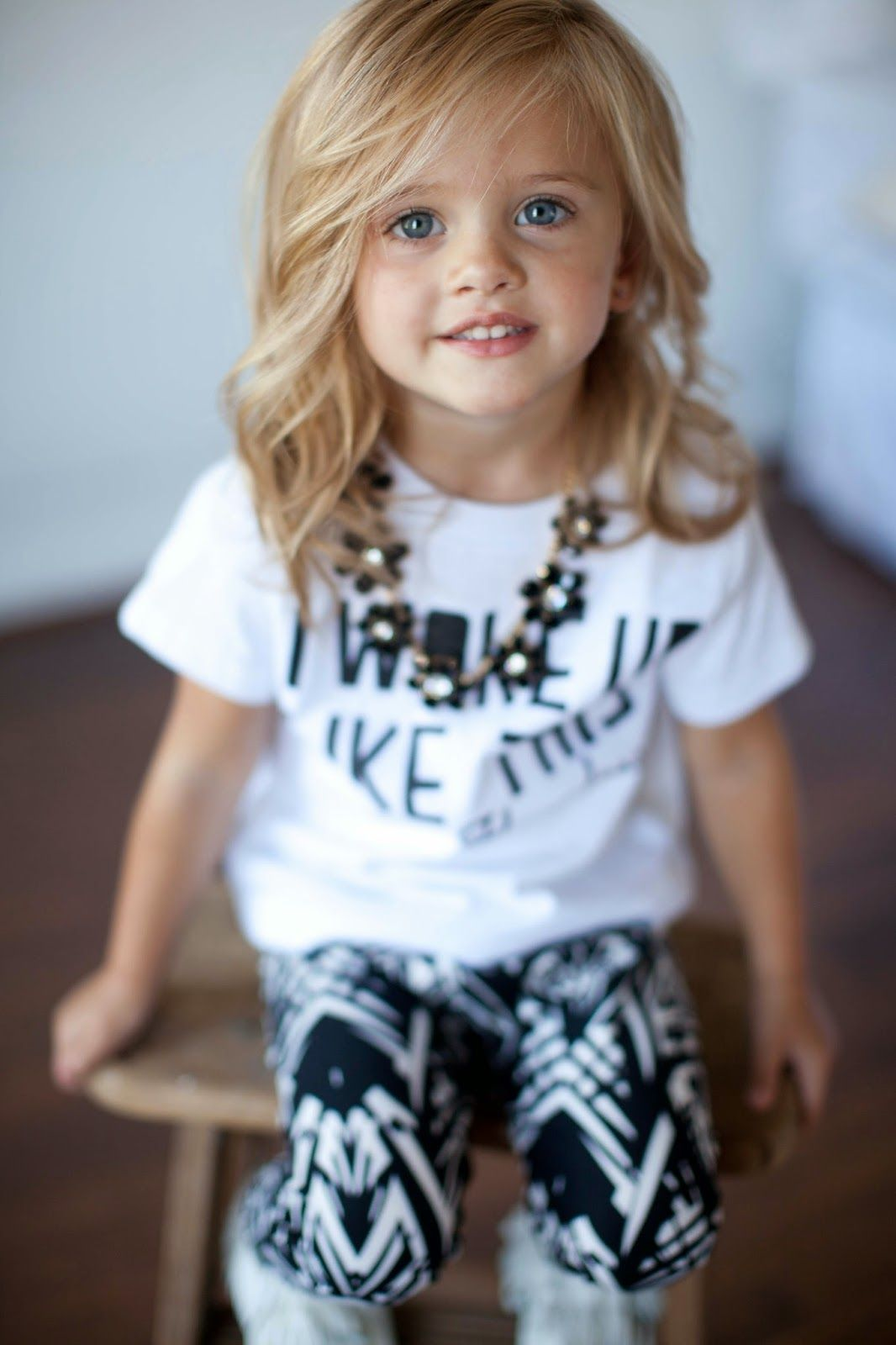 Casual Girl Style Child Session Style Pinterest Girl Haircuts