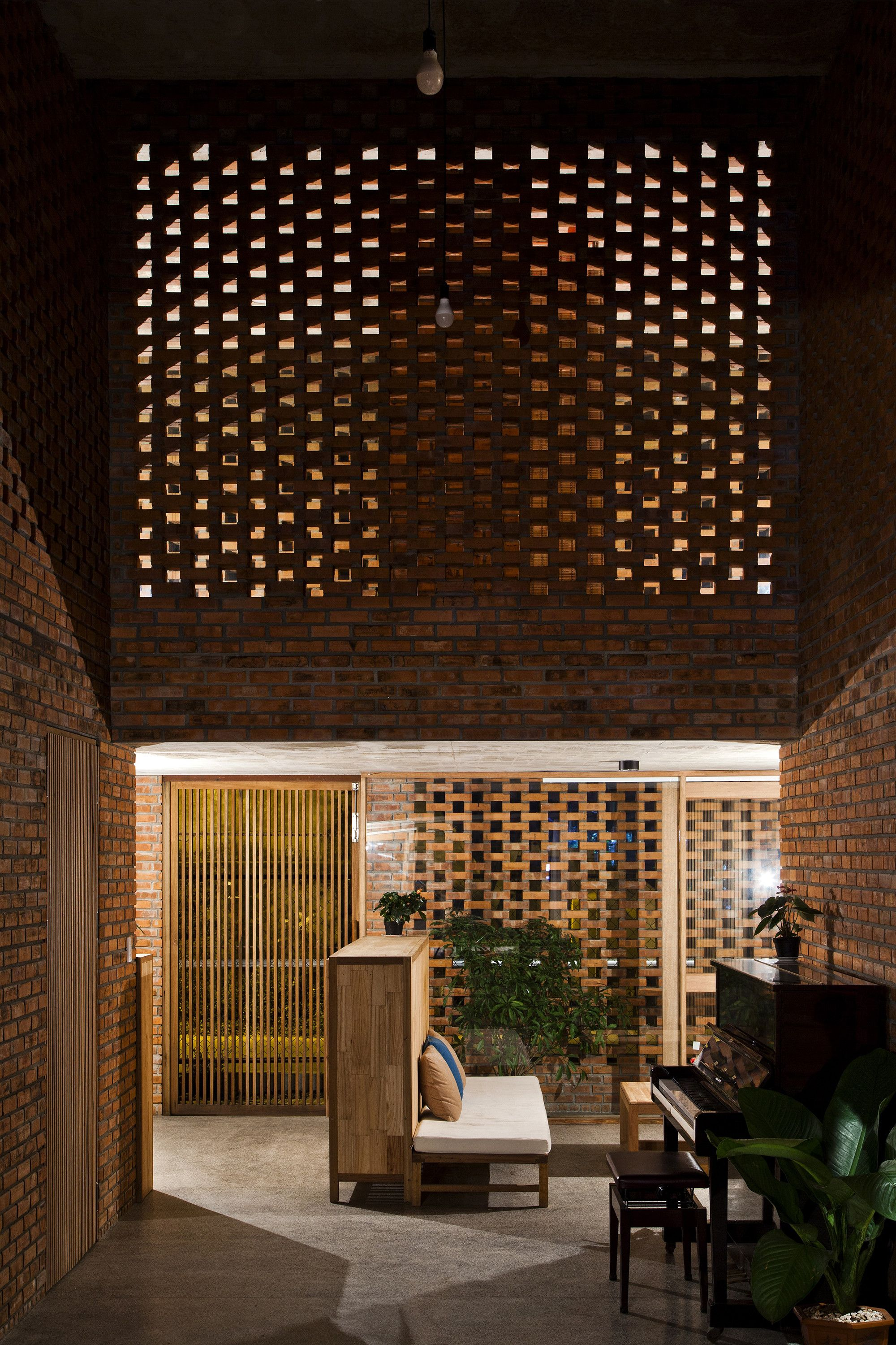 Gallery of Termitary House / Tropical Space - 9 | Material und ...