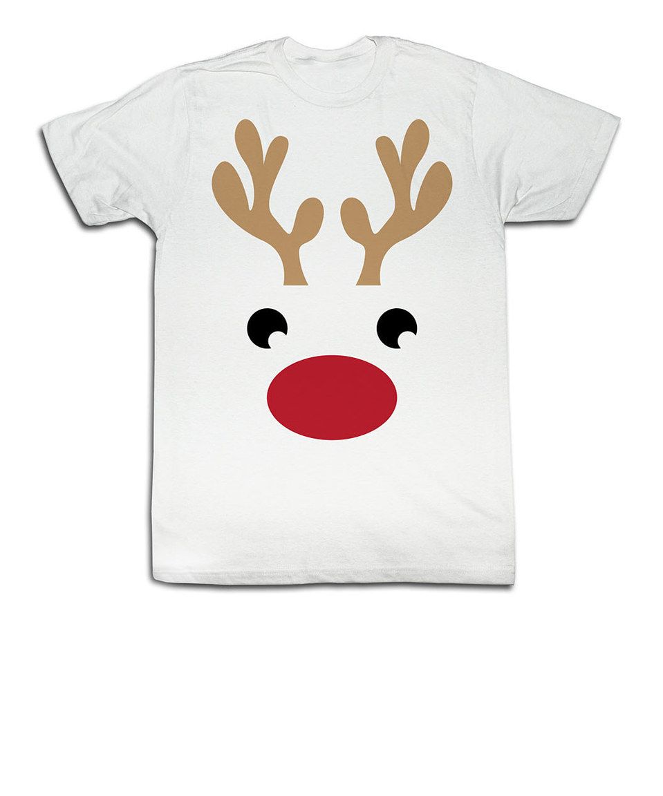 Jiminy Christmas.Another Great Find On Zulily White Reindeer Tee Toddler