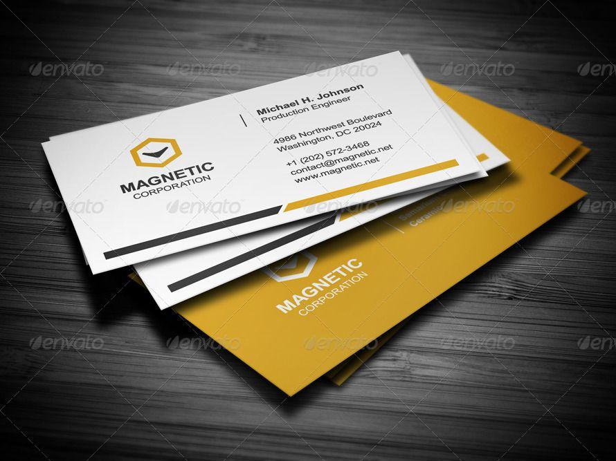 Creative Business Card Ad Creative Sponsored Business Card