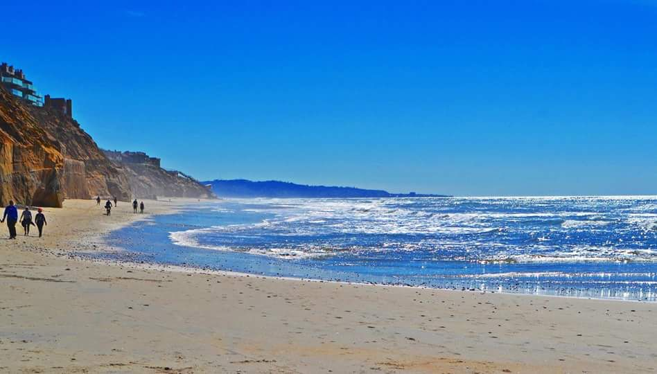 Afternoon View From Solana Beach Ca Gl Brannock Photography