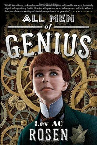 """A steampunk retelling of Shakespeare's The Twelfth Night. To study at the small, exclusively male science college run by the Duke of Illyria, Violet Adams disguises herself as her twin brother, Ashton. But keeping her secret isn't easy, especially when the duke's young ward develops feelings for """"Ashton"""" and Violet finds herself drawn to the young duke. And with mysterious killed automatons on the loose, Violet will have to use all her brainpower just to survive."""