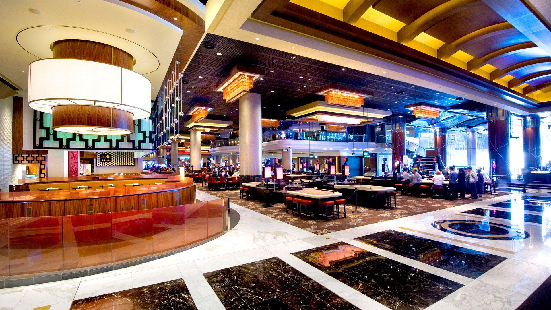Star City Casino Address