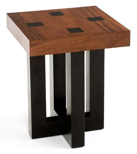 Barnwood End Table Modern End Tables End Tables Table