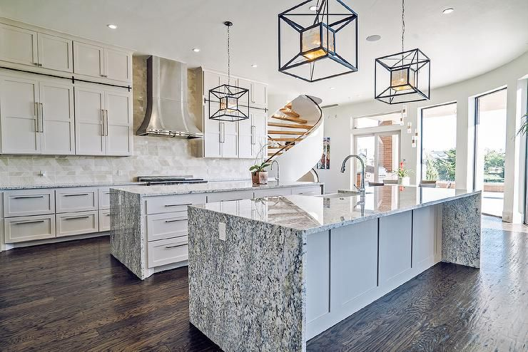 Pin By Leanne Honeycutt On Home In 2020 Contemporary Kitchen