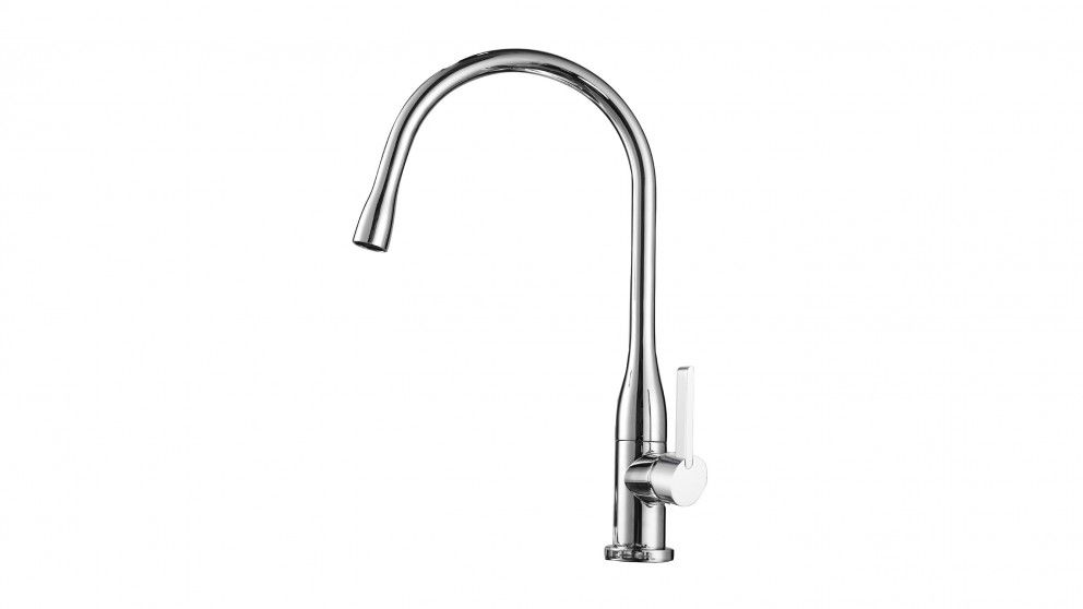 Arcisan 1250 Swivel Kitchen Mixer - Tapware - Bathroom, Tiles ...